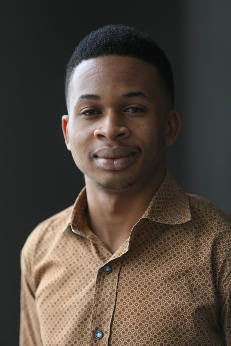 Michael Mbaneme Law Student, The University of Bedfordshire Photography and Moving Image ©Roy Mehta