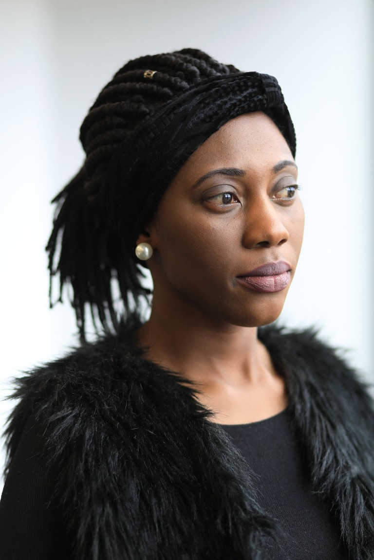 Charlotte Essien Business Student, The University of Bedfordshire Photography & Moving Image ©Roy Mehta